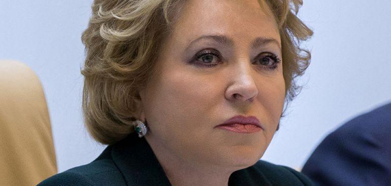 Матвиенко: закон о многодетных семьях может быть принят до конца года