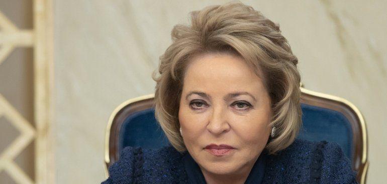 Матвиенко попросила Счетную палату провести проверку ДОМ.РФ