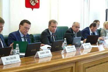В Совете Федерации состоялись парламентские слушания о ходе решения экономических задач, определенных «майским» Указом Президента