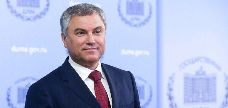 Володин назвал наиболее важный из принятых Госдумой законов в июне