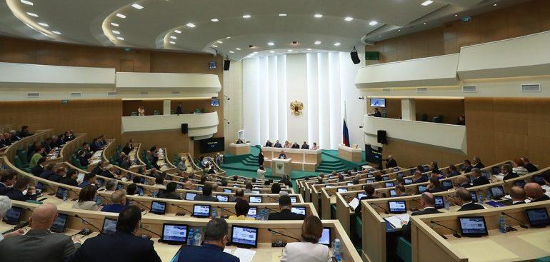 В Совете Федерации предложили предоставлять многодетным семьям землю с необходимой инфраструктурой