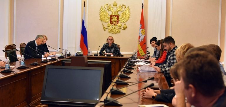 Обсуждение реализации проекта ЖСК льготных категорий граждан на территории Челябинской области
